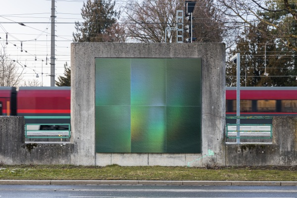 Flaka Haliti, If Euer There Were Anye, 2018, KUB Billboards, Kunsthaus Bregenz